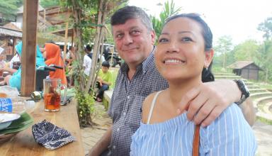 Wow!! Pasar Kakilangit dikunjungi Wisatawan Asing