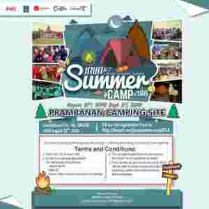 Java Summer Camp 2018