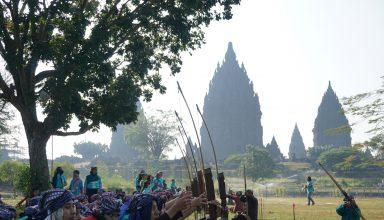 Candi Prambanan - Java Summer Camp 2017. Koleksi Foto IG @yosiayos