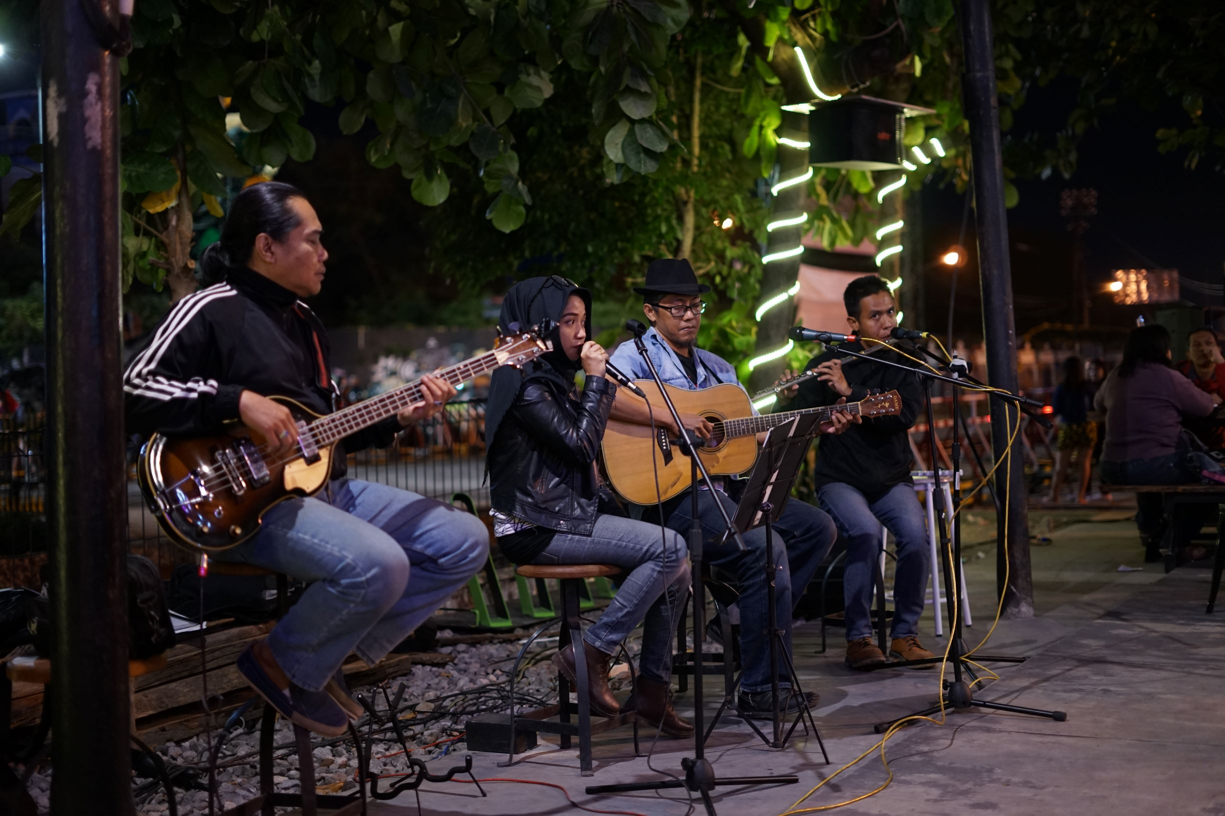 Live Music di Loko Coffee