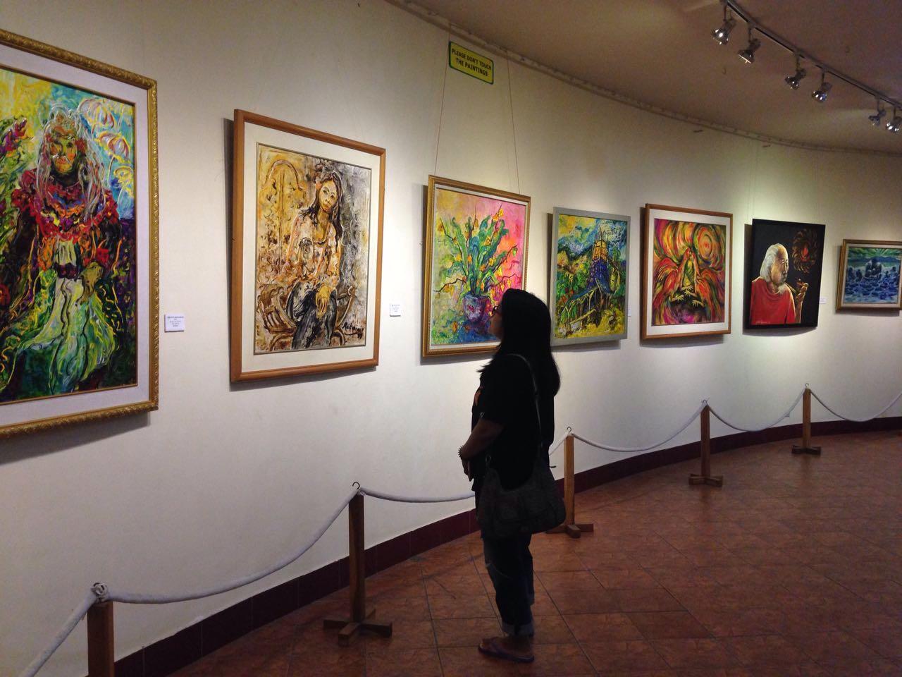 Museum Affandi - Foto milik IG @pacarkecilku