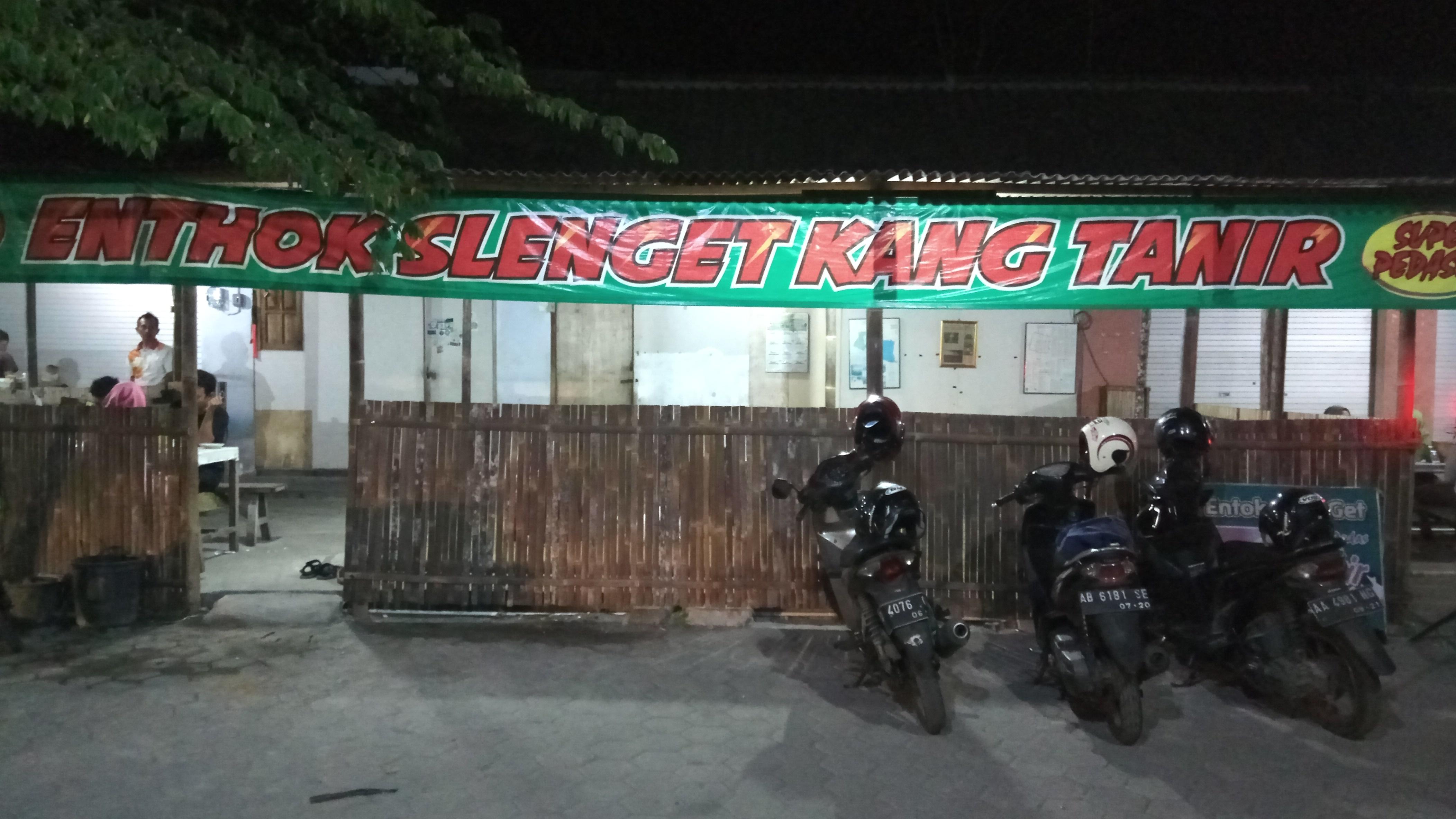 Entok Slenget Kang Tanir