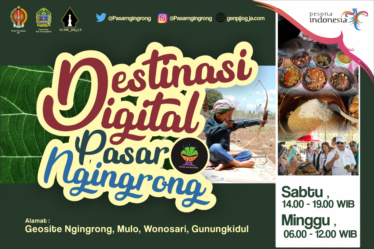 Launching Pasar Ngingrong