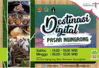 Launching Pasar Ngingrog