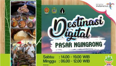 Launching Pasar Ngingrog