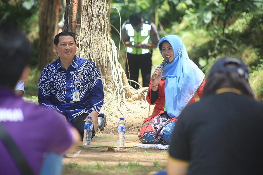 Peringatan Hari Pariwisata Dunia di Nglinggo Kulon Progo