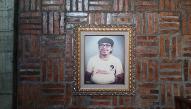 Taman Tino Sidin, Memori Pelukis Kebanggaan Indonesia