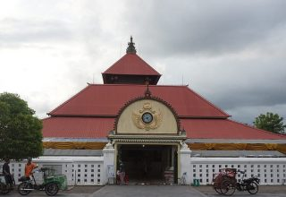 Masjid Gedhe Kauman Jogja, Simbol Akulturasi Jawa Islam
