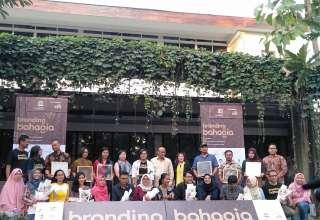 Peserta Branding Bahagia UNESCO dan Citi Indonesia
