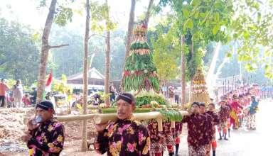Merti Dusun dan Kirab Budaya Mangunan