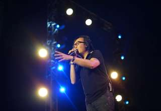 Ari Lasso di Panggung Prambanan Jazz Festival 2019