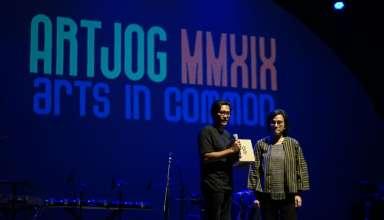 Sri Mulyani Meresmikan Pembukaan ARTJOG 2019