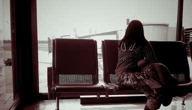 Menunggu di Bandara