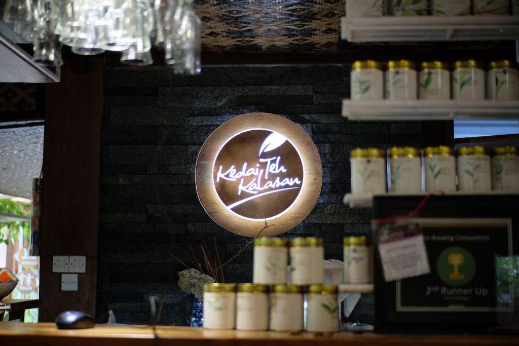 Meknikmati Teh Berbagai Negara di Kedai Teh Kalasan