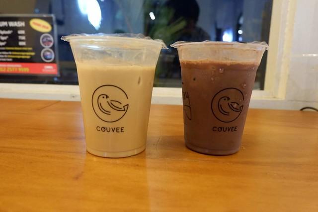 Couvee Cafe di jalan Wolter Monginsidi