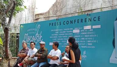 Festival Musik dan Buku MocoSik 2019