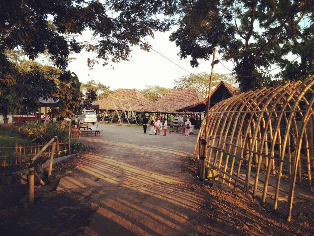 Gerbang Kampoeng Mataraman