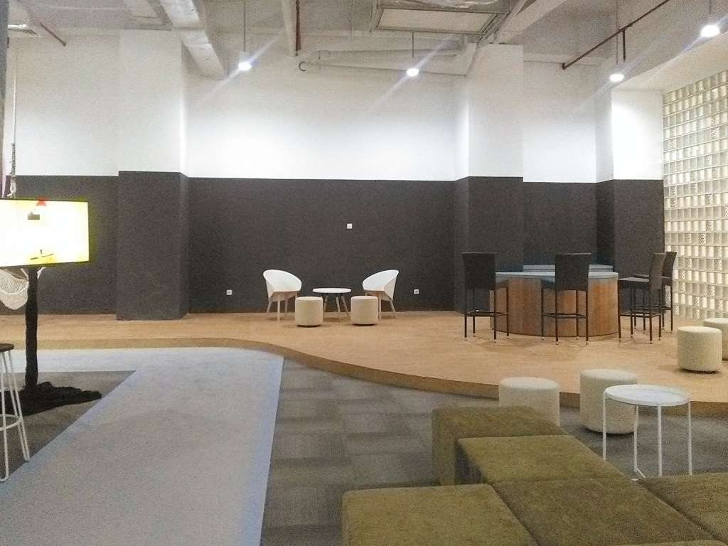CoHive Jogja, Satu-Satunya Coworking Space di Dalam Mall