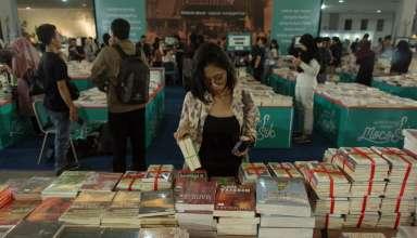 MocoSik 2019 Hari Pertama: Diskusi, Pameran Buku, Monolog hingga Efek Rumah Kaca