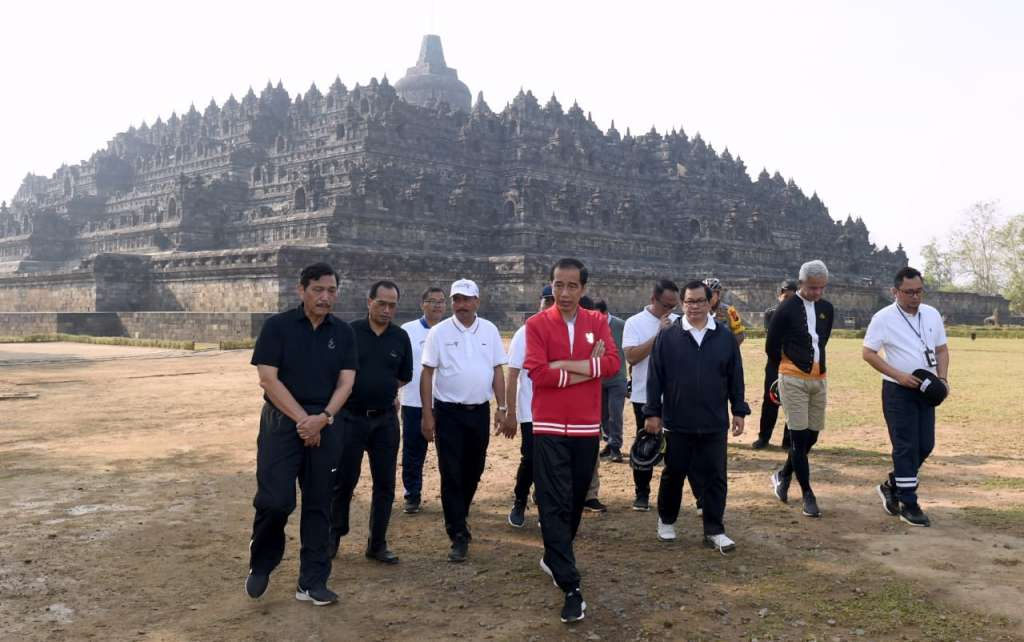 Presiden Jokowi Ingin Pengembangan Destinasi Wisata Prioritas Dipercepat