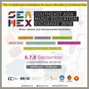 SEAMEX 2019 Southeast Asia Music Education Exchange - Introduction