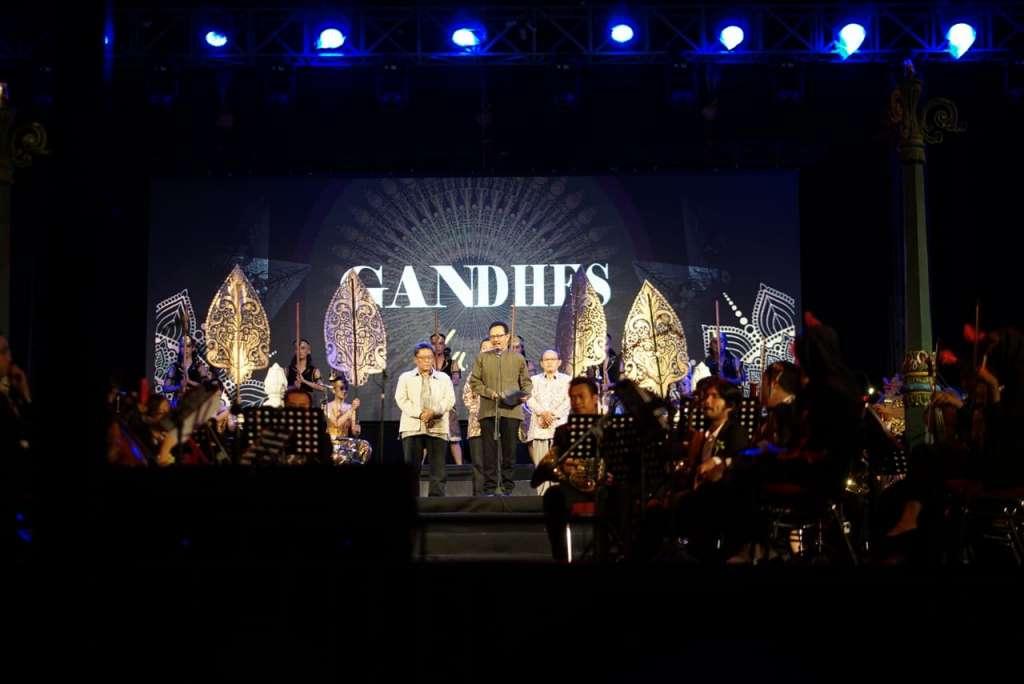 Launching Gandhes Luwes di Jogja Cross Culture 2019
