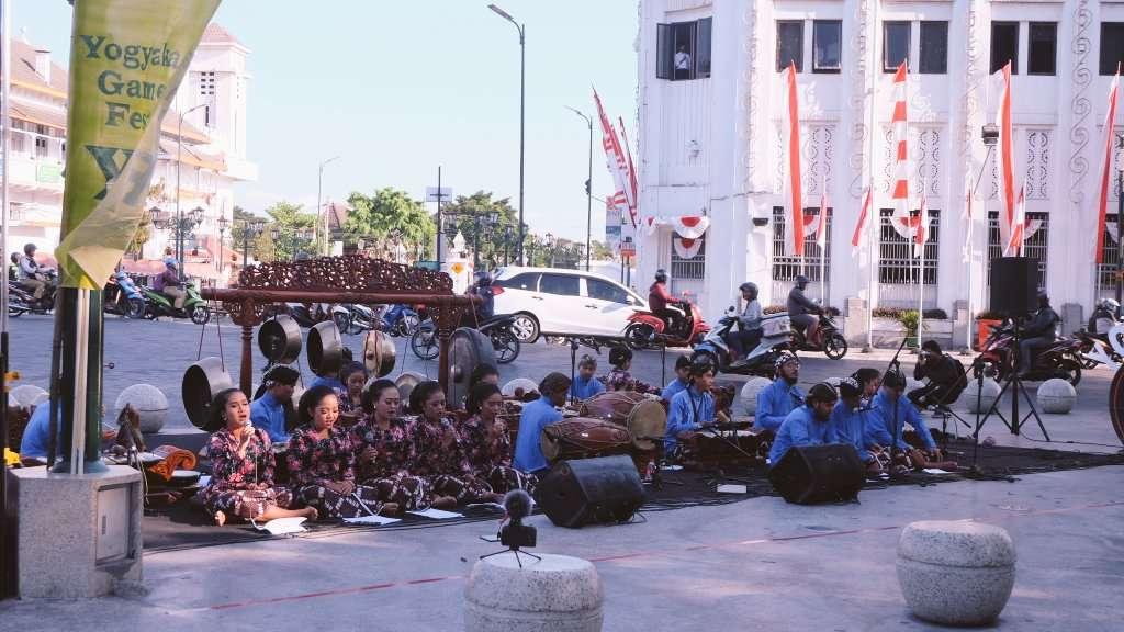 NEW GAMELAN menjadi Tema Yogyakarta Gamelan Festival 2019 ke #24