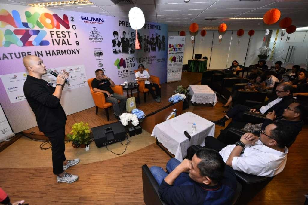 Gratis, BalkonJazz Festival 2019 Siap Hadir di Borobudur!