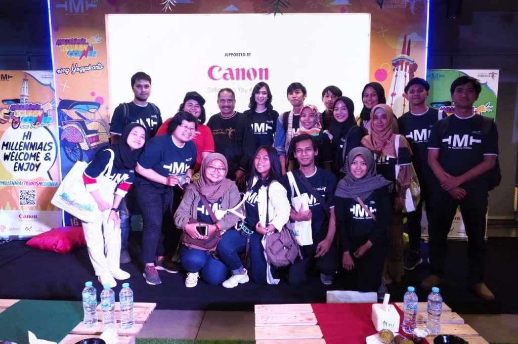 Millennial Tourism Corner, Upaya Menarik Milenial Jogja Terjun di Pariwisata