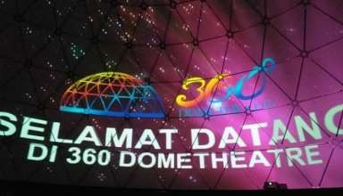 360 Dome Theatre Jogja