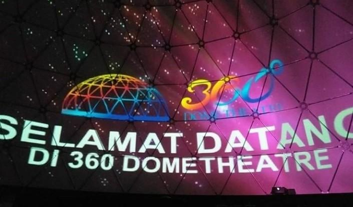 360 Dome Theatre Jogja