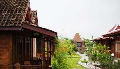 Destinasi Wisata Rebahan di Balkondes Tuksongo Magelang