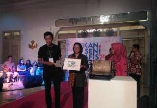 Pamerkan 83 Karya, Pekan Seni Grafis Yogyakarta Jadi Pesta Insan Grafis