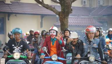 Kembali Digelar, Indonesian Scooter Festival (ISF) 2019 Jadi Lebarannya Skuteris