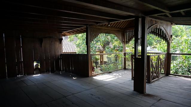 Langgar Dhuwur Boharen: Langgar Cantik di Bagian Timur Kotagede