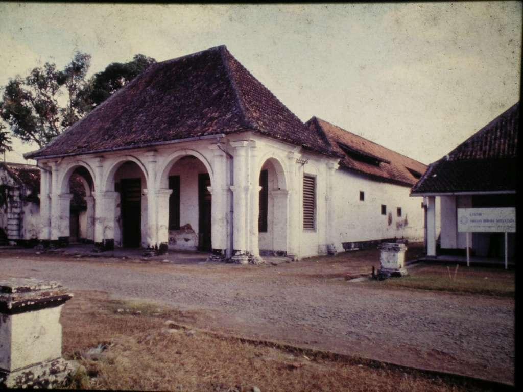 Museum Benteng Vredeburg Jogja