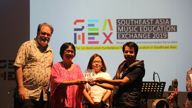 SEAMEX 2019 Southeast Asia Music Education Exchange