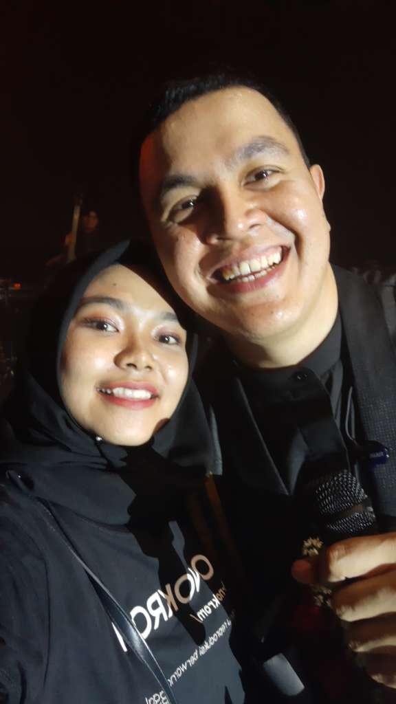 Rani, Teman Tulus Paling Beruntung Di Tur Sewindu Tulus Yogyakarta