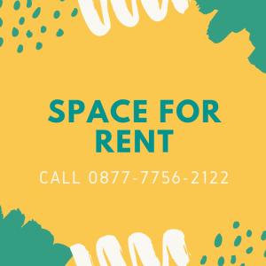 space for rent - genpijogja.com
