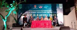 33 Pematung Ikut Pameran Maket Jogja Street Sclupture Project #3