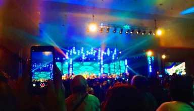 Duet Dengan Dory, Didi Kempot Tampil Di Annifirstsary Concert Sleman City Hall