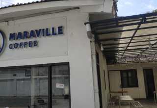 Maraville Coffee Jogja Bangga Tawarkan Kopi Hasil Roasting Sendiri