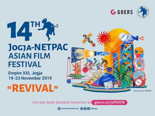 Jogja - Netpac Asian Film Festival