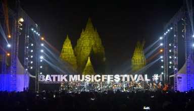 Marcell dan Rio Febrian Sukses Menghipnotis Penonton Batik Music Festival