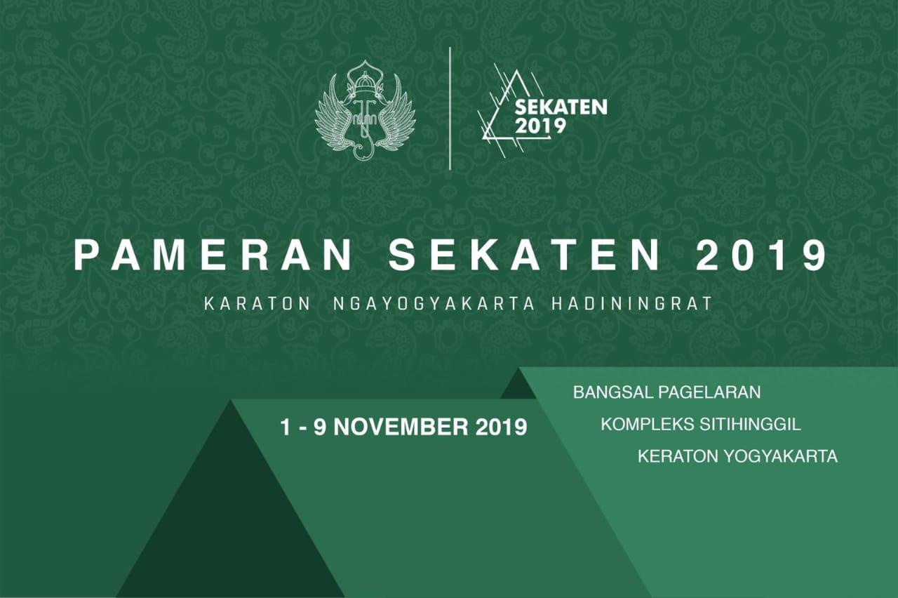 Pameran Sekaten 2019