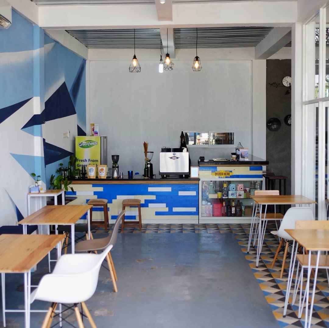 Panasea Cafe & Coworking, Ruang Kerja Bersama di Utara Jogja