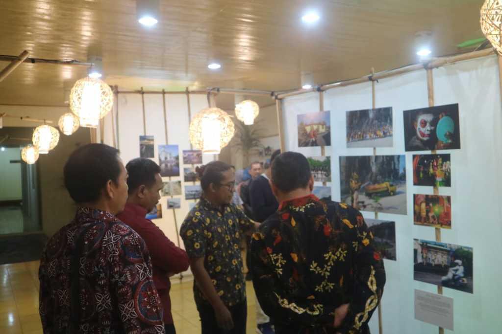 Paniradya Kaistimewan Sukses Membuka Pameran Foto 'Jogja Istimewa dalam Cerita'