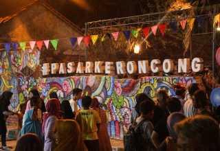 Pasar Keroncong Kotagede 2019 Berlangsung Meriah