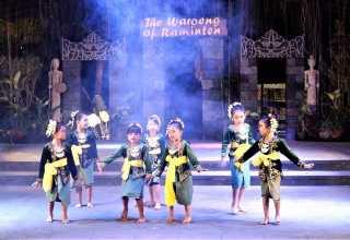 Perayaan Bersih Desa di The Waroeng of Raminten Kaliurang
