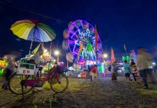 Tidak Ada Pasar Malam di Sekaten Jogja | Fotografer Jalu Tajam